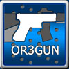 OR3GUN Logo (Trademark)